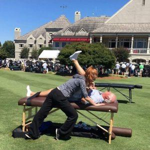 Stretching for Golf